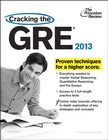 more information about Cracking the GRE, 2013 Edition - eBook