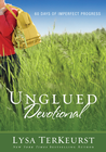 more information about Unglued Devotional: 60 Days of Imperfect Progress - eBook