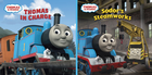 more information about Thomas In Charge/Sodor's Steamworks (Thomas & Friends) - eBook