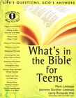 more information about What's in the Bible for Teens - eBook