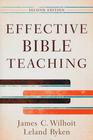 more information about Effective Bible Teaching - eBook