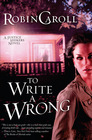 more information about To Write a Wrong - eBook