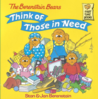 more information about The Berenstain Bears Think of Those in Need - eBook
