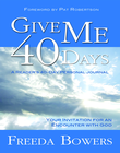 more information about Give Me 40 Days - eBook