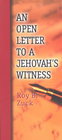 more information about An Open Letter to a Jehovah's Witness / New edition - eBook