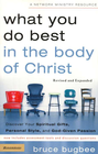 more information about What You Do Best in the Body of Christ: Discover Your Spiritual Gifts, Personal Style, and God-Given Passion / New edition - eBook