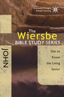more information about The Wiersbe Bible Study Series: John: Get to Know the Living Savior - eBook