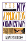 more information about Ephesians: NIV Application Commentary [NIVAC] -eBook
