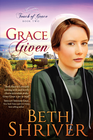 more information about Grace Given, Touch of Grace Series #2  -eBook