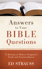 more information about Answers to Your Bible Questions: 75 Reasons to Believe Scripture's Truth and Trustworthiness - eBook