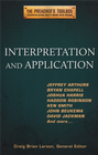 more information about Interpretation and Application - eBook