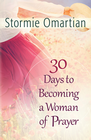 more information about 30 Days to Becoming a Woman of Prayer - eBook