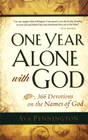 more information about One Year Alone with God: 366 Devotions on the Names of God - eBook