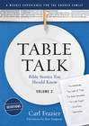 more information about Table Talk Volume 2 - Devotions: Bible Stories You Should Know - eBook