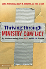 more information about Thriving through Ministry Conflict - eBook