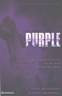more information about The Purple Book: Biblical Foundations for Building Strong Disciples - eBook
