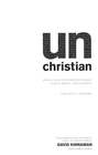 more information about unChristian: What a New Generation Really Thinks about Christianityand Why It Matters - eBook