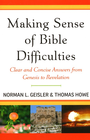 more information about Making Sense of Bible Difficulties: Clear and Concise Answers from Genesis to Revelation - eBook