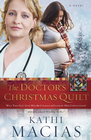 The Doctor's Christmas Quilt - eBook