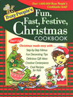 more information about Busy People's Fun, Fast, Festive Christmas Cookbook - eBook