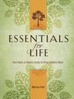 more information about Essentials for Life: Your Back-to-Basics Guide to What Matters Most - eBook