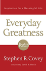 more information about Everyday Greatness: Inspiration for a Meaningful Life - eBook