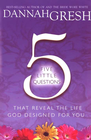 more information about Five Little Questions That Reveal the Life God Designed for You - eBook