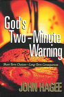 more information about God's Two-Minute Warning - eBook
