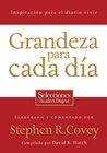 more information about Grandeza Para Cada Dia (Everyday Greatness) - eBook