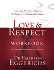 more information about Love & Respect Workbook: The Love She Most Desires; The Respect He Desperately Needs - eBook