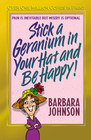 more information about Stick a Geranium in Your Hat and Be Happy - eBook