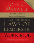 more information about The 21 Irrefutable Laws of Leadership Workbook: Revised & Updated - eBook