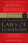 more information about The 21 Irrefutable Laws of Leadership: Follow Them and People Will Follow You - eBook