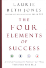 more information about The Four Elements of Success: A Simple Personality Profile that will Transform Your Team - eBook