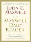 more information about The Maxwell Daily Reader: 365 Days of Insight to Develop the Leader Within You and Influence Those Around You - eBook