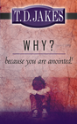 more information about Why? Because You Are Anointed - eBook