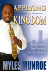 more information about Applying The Kingdom: Rediscovering the Priority of God for Mankind - eBook