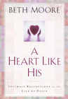 more information about A Heart Like His: Intimate Reflections on the Life of David - eBook