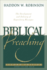 more information about Biblical Preaching: The Development and Delivery of Expository Messages - eBook