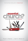 more information about Essential Church: Reclaiming a Generation of Dropouts - eBook