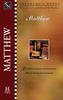more information about Shepherd's Notes on Matthew - eBook