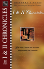more information about Shepherd's Notes on 1,2 Chronicles - eBook