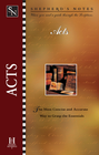 more information about Shepherd's Notes on Acts - eBook