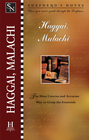 more information about Shepherd's Notes on Haggai/Malachi - eBook