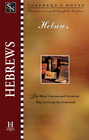 more information about Shepherd's Notes on Hebrews - eBook