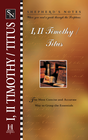 more information about Shepherd's Notes on 1,2 Timothy/Titus - eBook