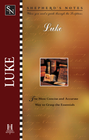 more information about Shepherd's Notes on Luke - eBook