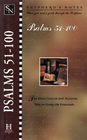 more information about Shepherd's Notes on Psalms 51-100 - eBook