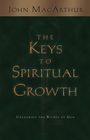 more information about The Keys to Spiritual Growth: Unlocking the Riches of God - eBook