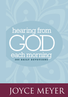 more information about Hearing from God Each Morning: 365 Daily Devotions - eBook